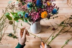 Bloemen Workshop Valentijn